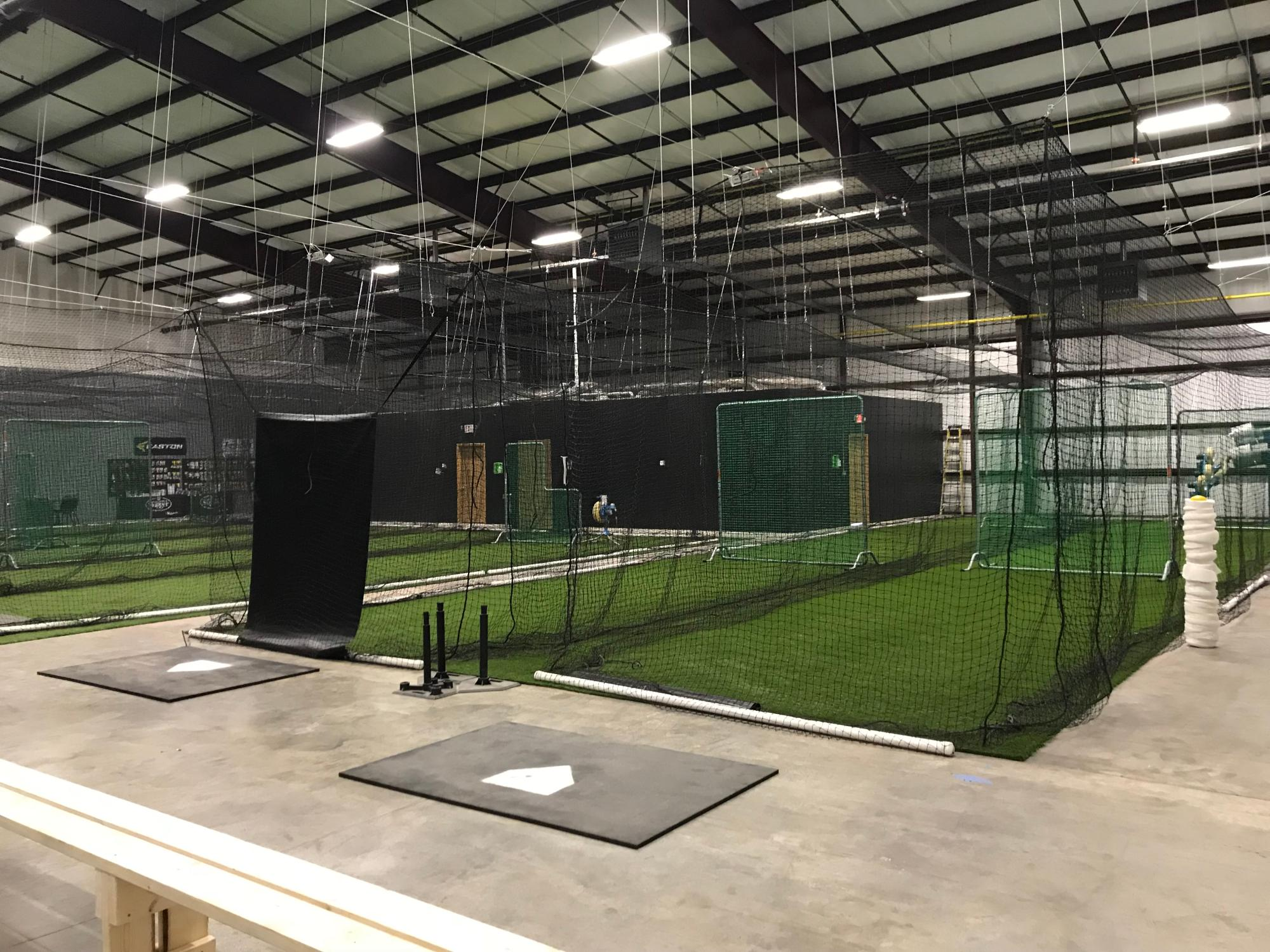 Batting cages in nwa